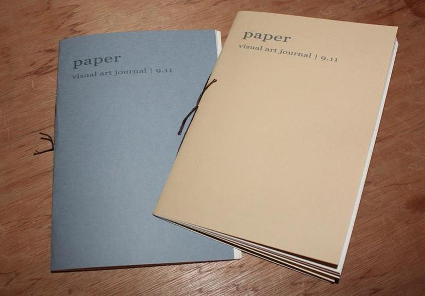 Paper Visual Art Journal